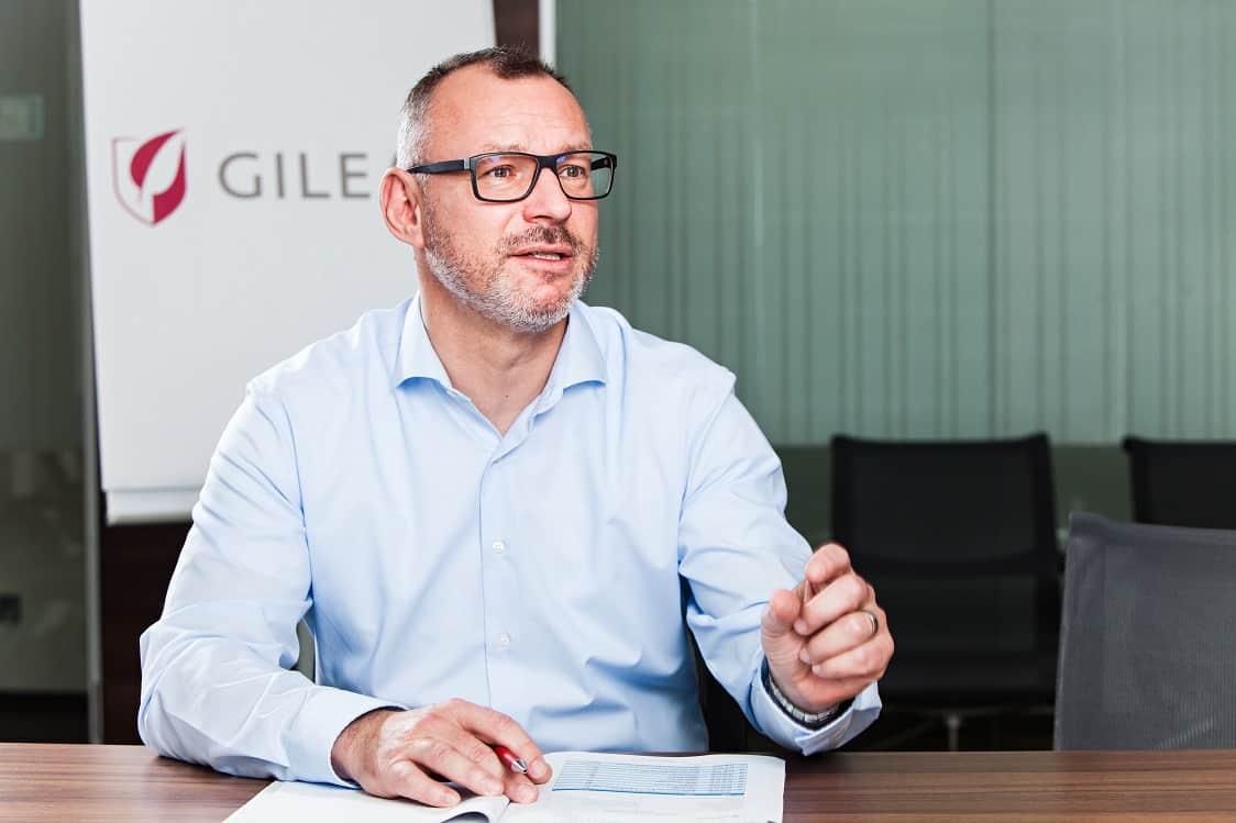 Gilead: Ein klares Bekenntnis zur Verantwortung