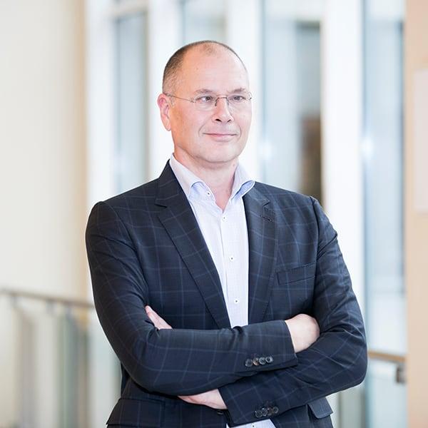 """Univ.-Prof. Dr. Thomas Berger, Leiter der Universitätsklinik für Neurologie an der Medizinischen Universität Wien und Mitglied des Expertenpanels des FPH """"MS-Indexes"""""""